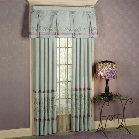 jcpenney curtain rods great studio rod pocketback tab room darkening curtain panel