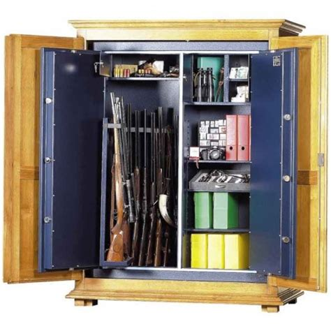 hartmann wt617 coffre fort pour 17 fusils et munitions serrure 224 cl 233 et compteurs 750