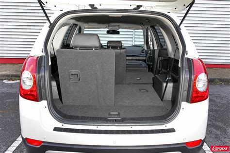 le fiat freemont au chevrolet captiva photo 22 l argus