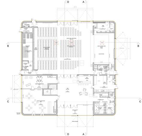 salle des f 234 tes 7 77 224 olemps architecture aveyron