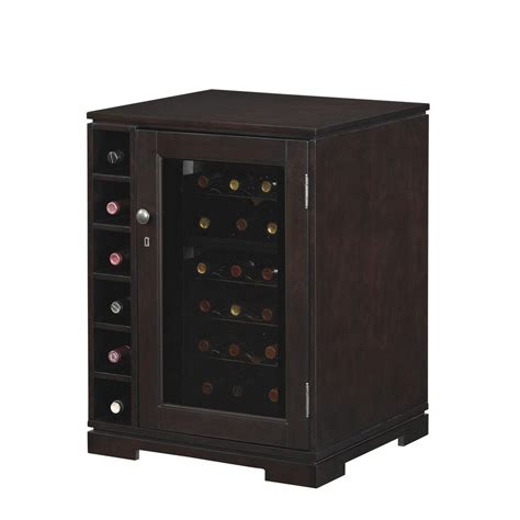 tresanti cabernet wine cabinet 18 bottle wine cooler in