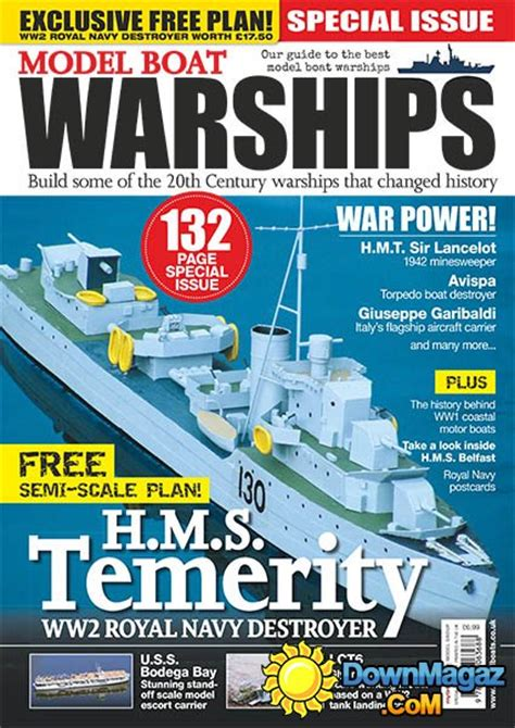 Model Boats Magazine Download by Model Boat Warships Model Boats Special Issue 187 Download