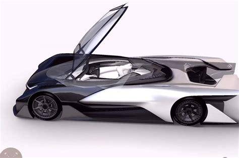 2016 Faraday Future Ffzero1 Concept  Picture 660620 Car