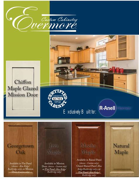 r anell homes evermore kcma cabinetry 2015 by the