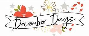 December days - Clip Art Library