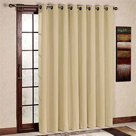 Light Filtering Thermal Curtains by Light Blocking Curtain Thermal Blackout Drapes Patio