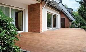 Holzdielen Für Terrasse : terrasse aus douglasien holzdielen ~ Markanthonyermac.com Haus und Dekorationen