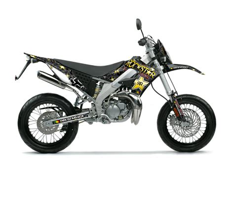 derbi drd pro rockstar fox graphics series tmx graphics