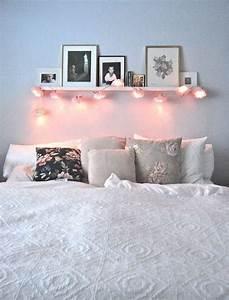 Regal über Bett : die sch nsten 50 dekoideen f r gem tliches zuhause schlafzimmer ideen pinterest ~ Markanthonyermac.com Haus und Dekorationen