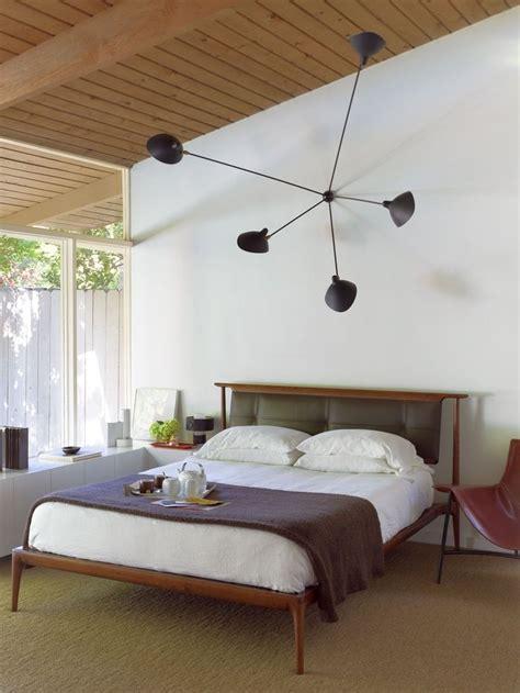 28 Simple And Elegant Midcentury Modern Beds Digsdigs