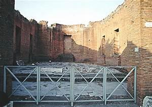 The Curia of Pompeii
