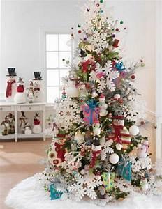 Weihnachtsdeko Ideen 2017 : deko selbst gemacht weihnachtsdeko ideen bunter tannenbaum und auch rustikal tipps ~ Markanthonyermac.com Haus und Dekorationen