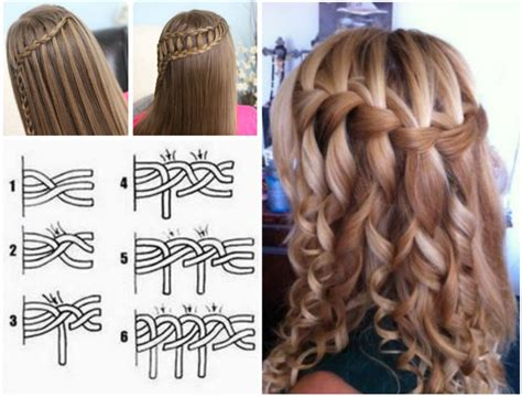Wonderful Diy Waterfall Braid Hairstyle Beach Hair Natural Black Japanese Straightening Pictures Hairstyles Thin With And Red Highlights Carmel Salon Muizenberg Side Ponytail Loose Curls Curly Kid Products Normal Daily