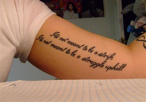 44 Enthusiastic Tattoos With Meaning