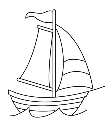 How To Draw A Dragon Boat by Boat Drawing Image Drawing Skill