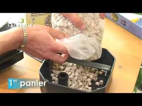 l aquarium installation de la filtration et du chauffage truffaut tv