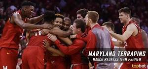 Maryland – March Madness Team Predictions and Odds 2017