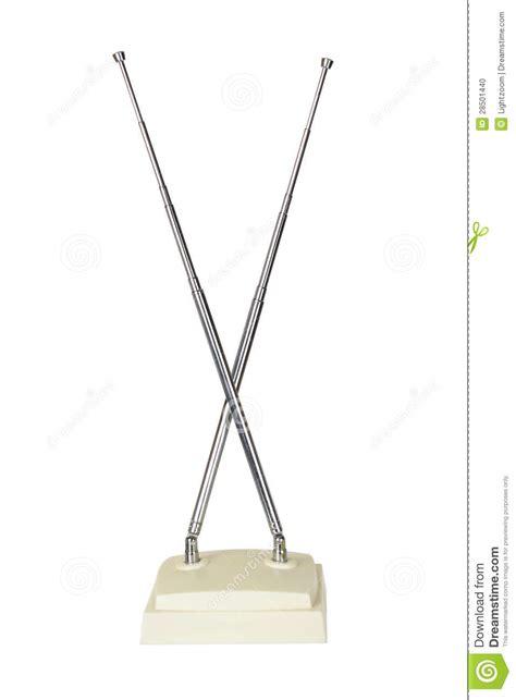 antenne d int 233 rieur de tv photo stock image 28501440