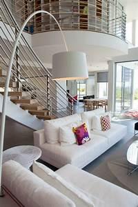 Moderne Tische Für Wohnzimmer : wohnzimmer modern einrichten 59 beispiele f r modernes innendesign ~ Markanthonyermac.com Haus und Dekorationen