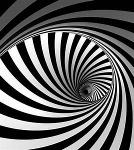 Kaffeetassen Schwarz Weiß : fototapete tapete spirale 3d effekt schwarz wei foto 180 x 202 cm ~ Markanthonyermac.com Haus und Dekorationen