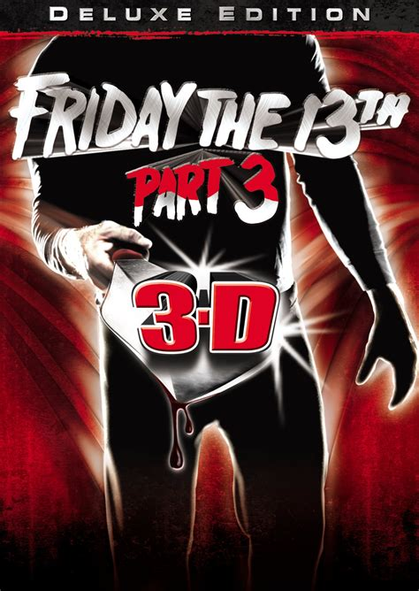 Friday The 13th Part Iii Dvd Release Date