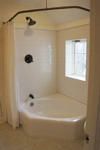 "tub shower combo Tag Archive for ""corner bathtub"" - The Painted Room Color ..."