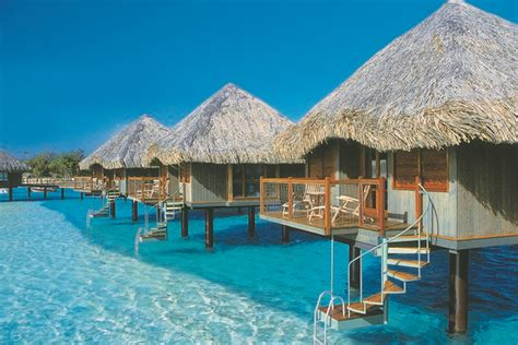 Fiji Hotels With Overwater Bungalows  2018 World's Best