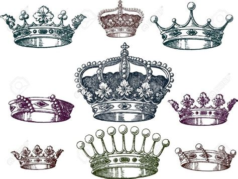 13 Nice Crown Tattoo Design Ideas For Girls