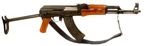 Deactivated Type 56 Ak47 Assault Rifle Modern
