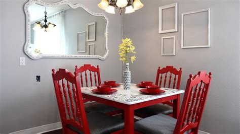 Appealing Small Dining Room Ideas