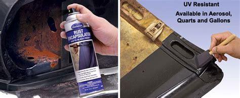 Eastwood Black Rust Encapsulator-paint Over Rust