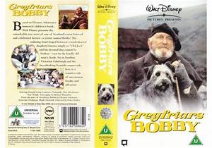 Greyfriars Bobby (1963)on Walt Disney Home Video (United ...