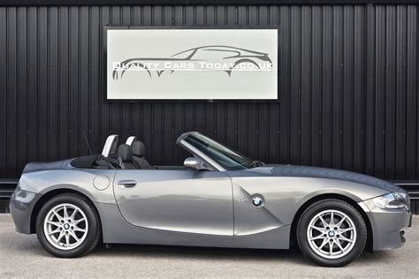 Used Bmw Z4 2.5i Se Manual Convertible Z4 2.5i Se Manual
