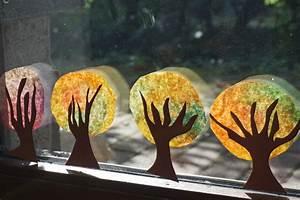 Basteln Im Herbst : basteln mit kindern im herbst an unserem fenster reges leben ~ Markanthonyermac.com Haus und Dekorationen