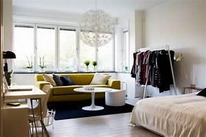 Kleine Wohnung Optimal Einrichten : kleine 1 zimmer wohnung einrichten ~ Markanthonyermac.com Haus und Dekorationen