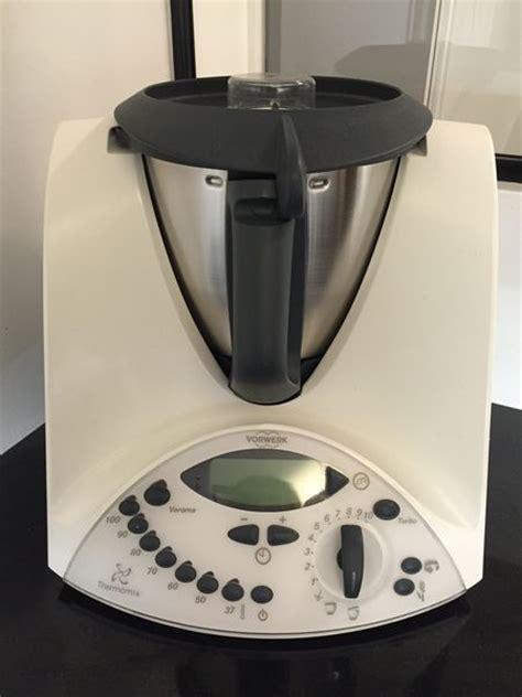 robot de cuisine worwerk thermomix tm31