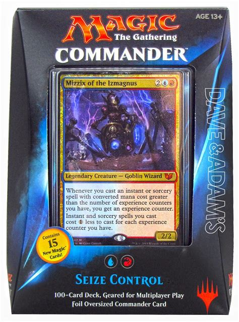 magic the gathering budget commander decks
