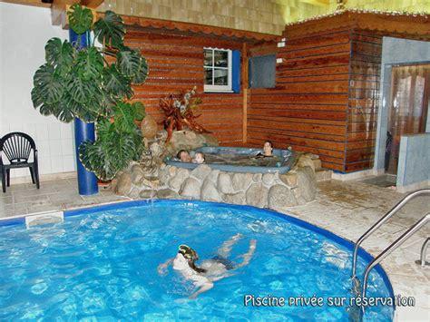 location chalet piscine vosges