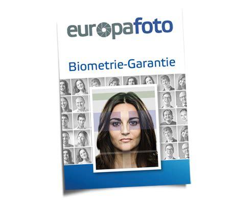 Passbilder und biometrische Passfotos in Buxtehude