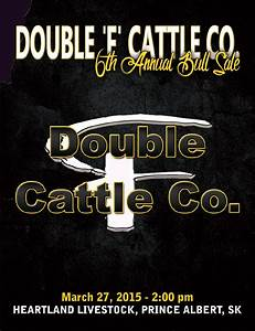 Double F Cattle Co. 6th Annual Bull Sale by Today's ...