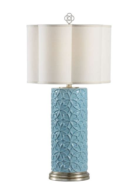 cornelia l in pale blue pattern is inspired by the tiled ceiling in the oak sitting room