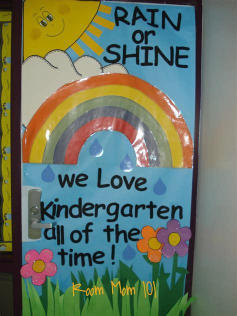 room 101 classroom door decorations