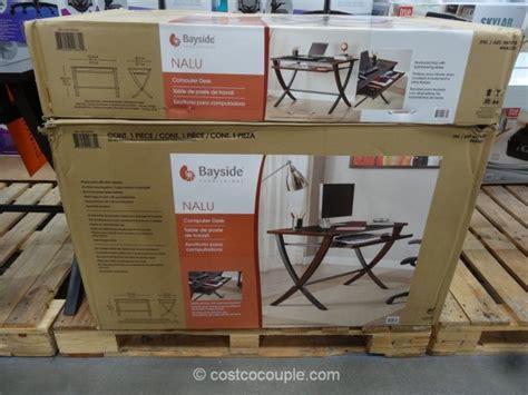 bayside furnishings nalu computer desk