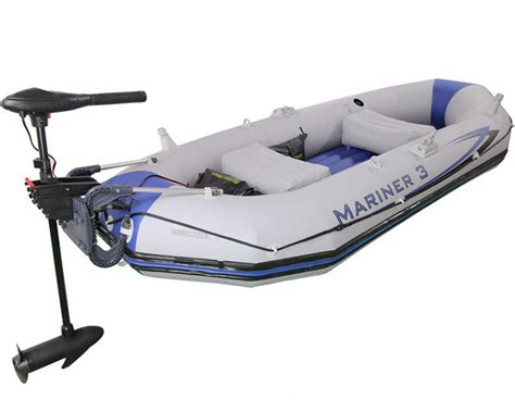 Intex Mariner Inflatable Boat by Intex Mariner 3 Inflatable Boat Sold Here