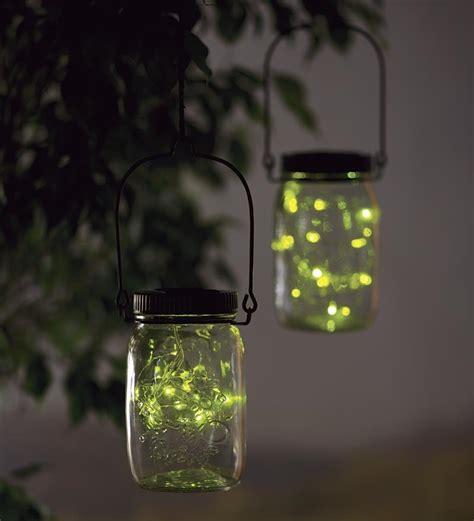 outdoor solar lights solar firefly jar decorative outdoor light solar accents