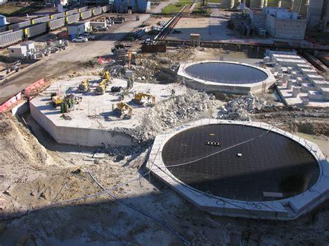 power plant scrubber mass concrete foundation carrasquillo associates
