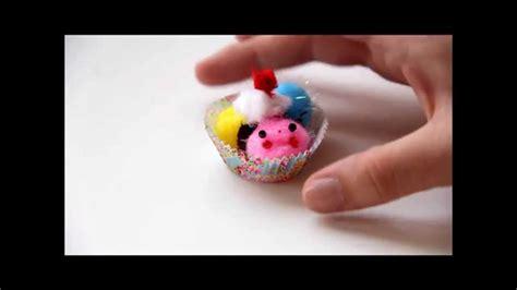How To Make Pom Pom Ice Cream  Cute Crafts With Lady