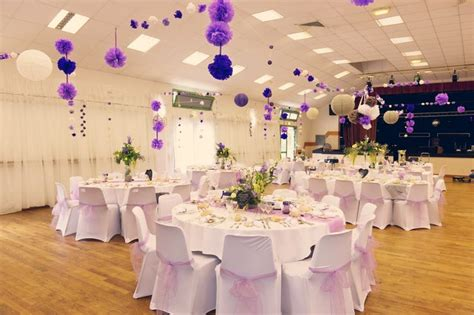 decoration salle mariage romantique le mariage