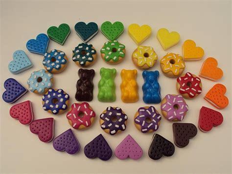 magnets gourmandises p 226 te fimo sur commande accessoires de maison par creations des fontaines