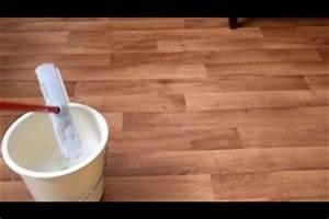 Linoleum Pvc Unterschied : video wie bekomme ich einen pvc boden richtig sauber anleitung ~ Markanthonyermac.com Haus und Dekorationen